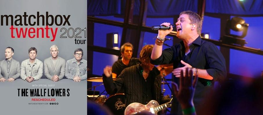 Matchbox Twenty at Shoreline Amphitheatre