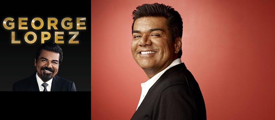 George Lopez at Ruth Finley Person Theater