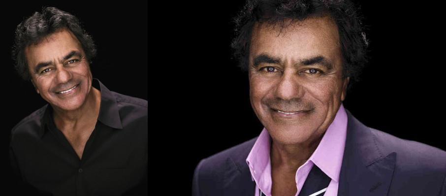 Johnny Mathis at Ruth Finley Person Theater