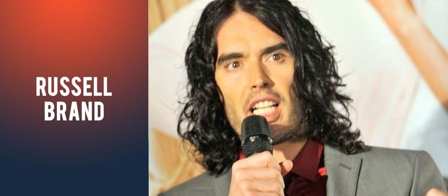 Russell Brand at Sydney Goldstein Theater