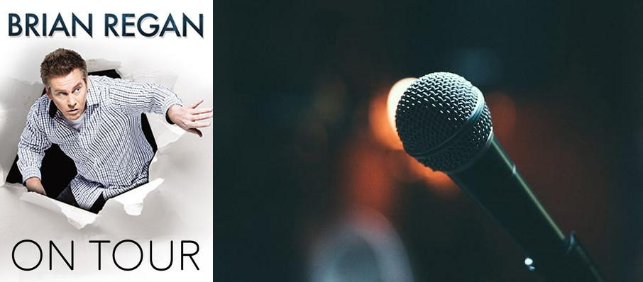 Brian Regan at Ruth Finley Person Theater
