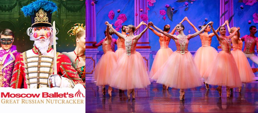 Moscow Ballet's Great Russian Nutcracker at Palace of Fine Arts