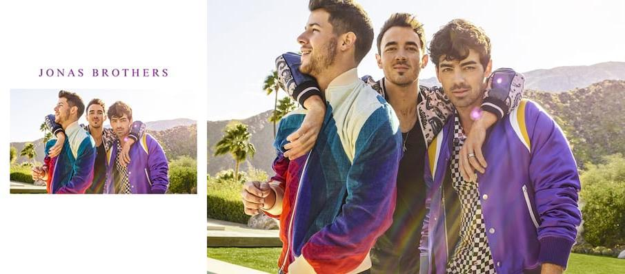 Jonas Brothers at Chase Center