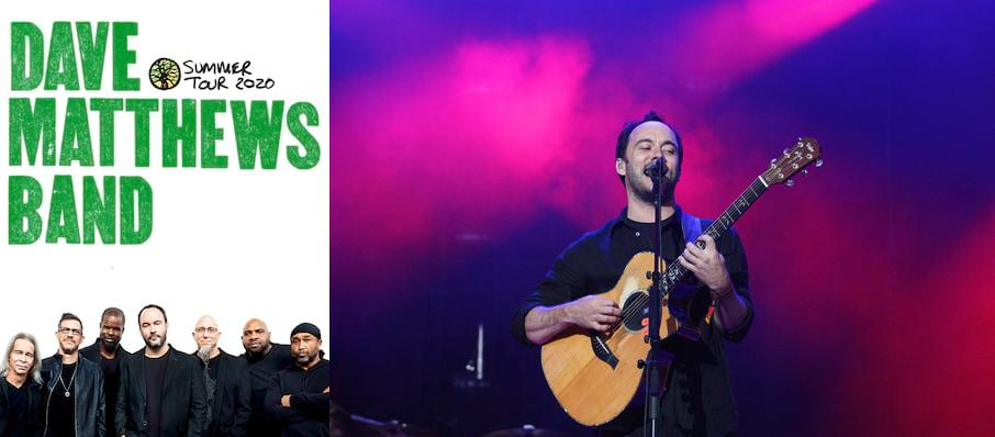 Dave Matthews Band at Chase Center