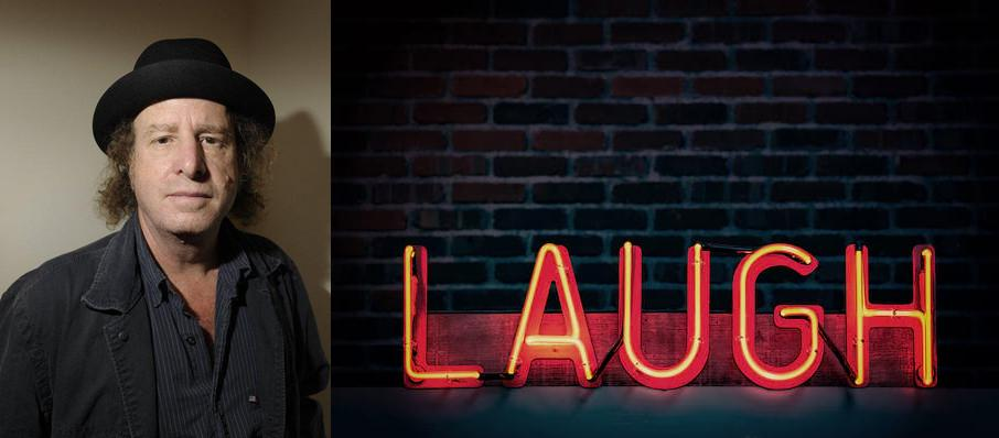 Steven Wright at Palace of Fine Arts