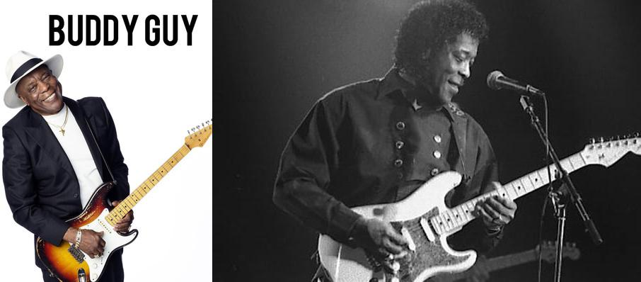 Buddy Guy at Ruth Finley Person Theater
