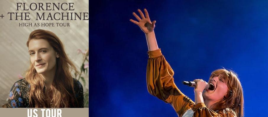 Florence and the Machine at Sleep Train Pavillion