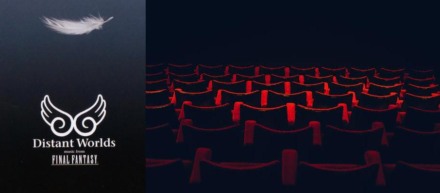Distant Worlds: Music From Final Fantasy at Davies Symphony Hall