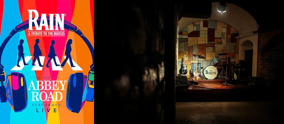 Rain - A Tribute to the Beatles at Ruth Finley Person Theater