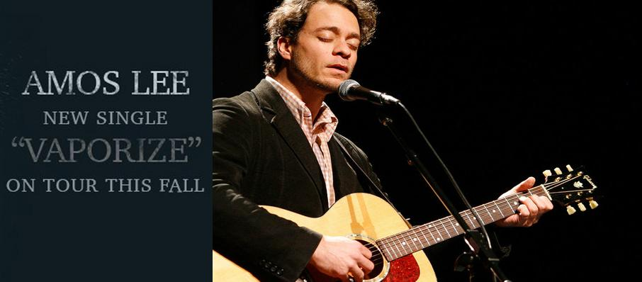 Amos Lee at The Fillmore