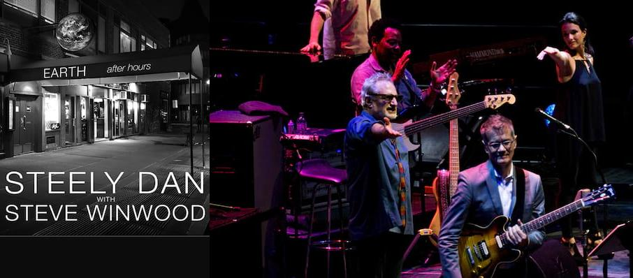 Steely Dan at Ruth Finley Person Theater