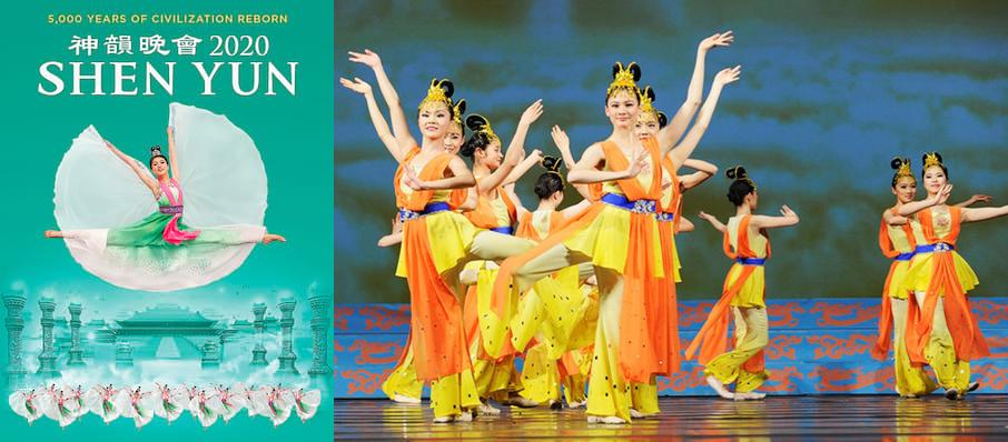 Shen Yun Performing Arts at Zellerbach Hall