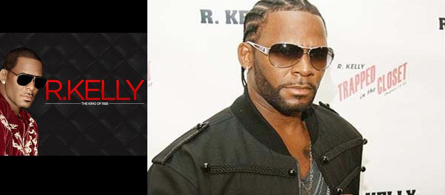 R. Kelly at Oracle Arena