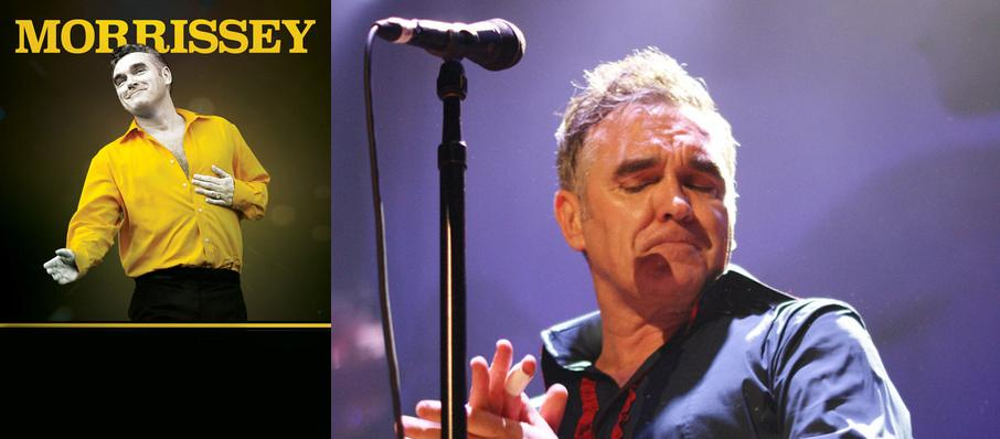 Morrissey at Bill Graham Civic Auditorium