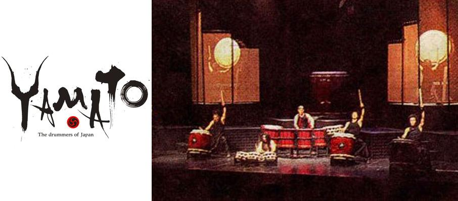 Yamato - The Drummers of Japan at Zellerbach Hall