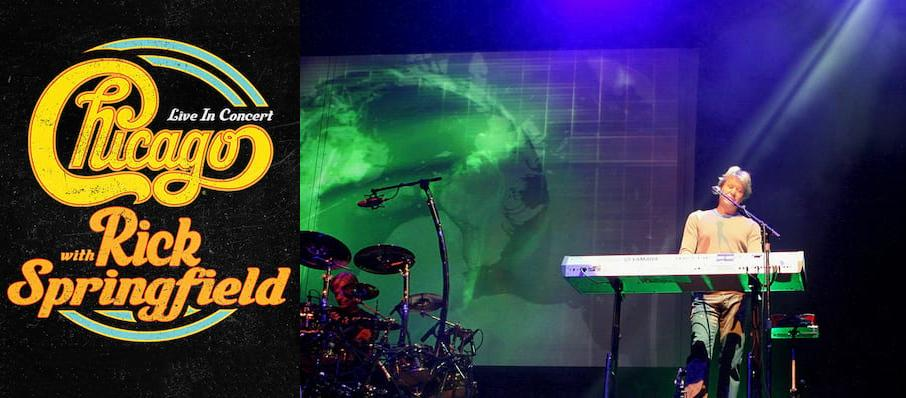 Chicago - The Band at Concord Pavilion