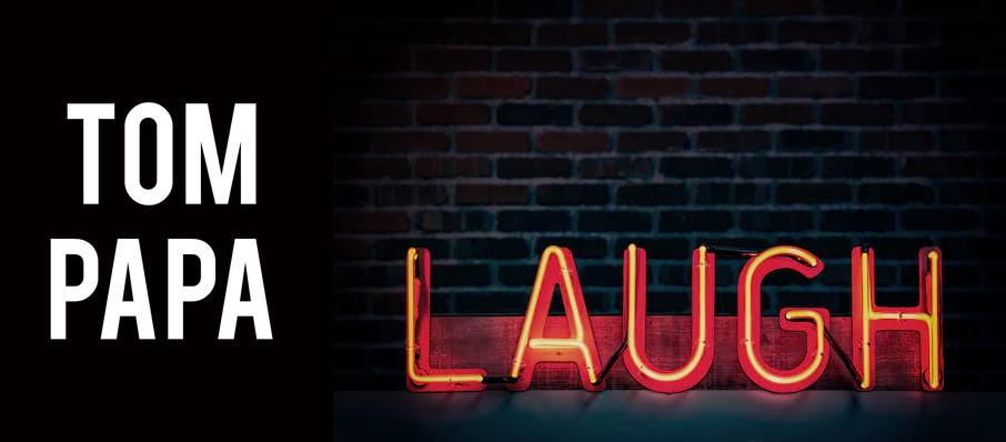 Tom Papa at Cobbs Comedy Club