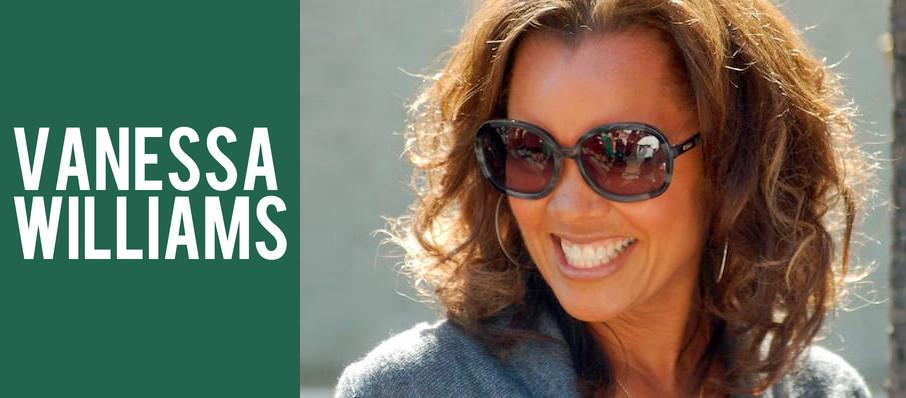Vanessa Williams at Davies Symphony Hall