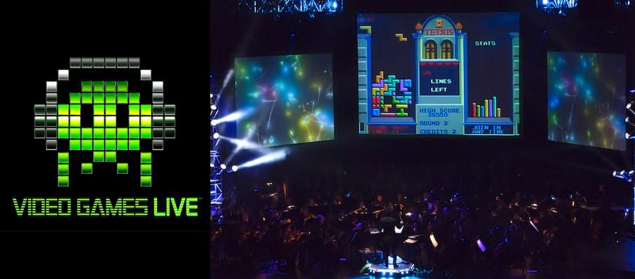 Video Games Live at Zellerbach Hall