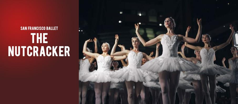 San Francisco Ballet - The Nutcracker at War Memorial Opera House