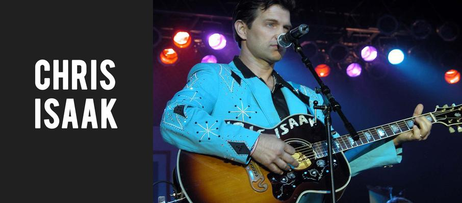 Chris Isaak at Ruth Finley Person Theater