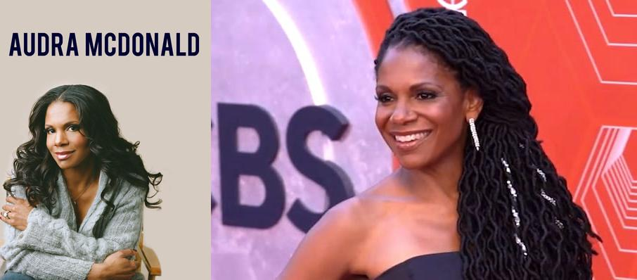 Audra McDonald at Davies Symphony Hall