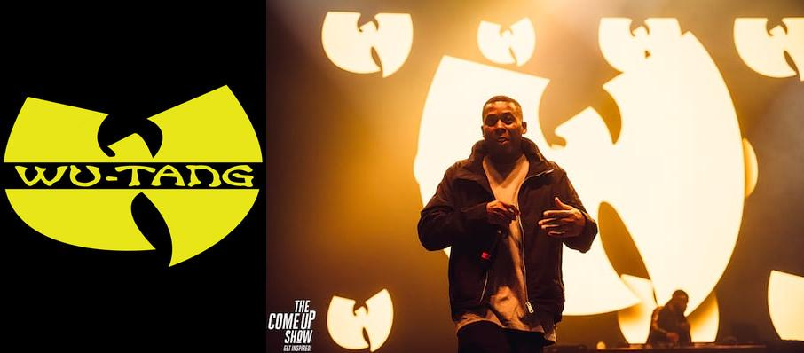 Wu Tang Clan at Shoreline Amphitheatre