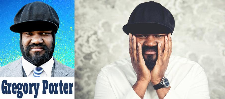 Gregory Porter at Fox Theatre Oakland