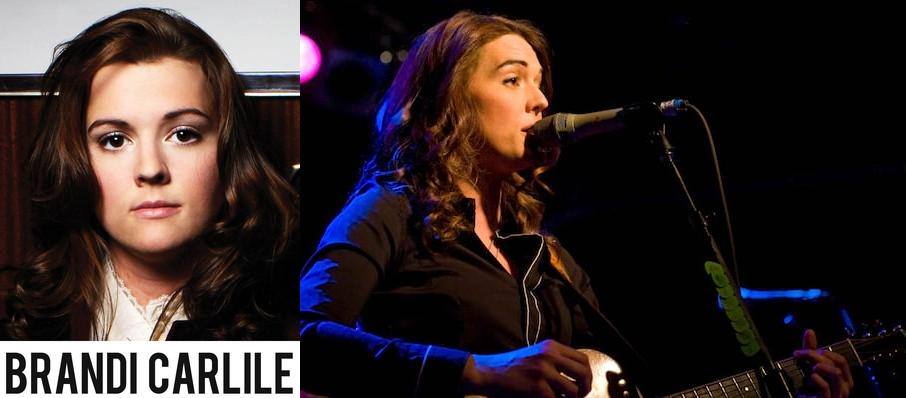 Brandi Carlile at The Greek Theatre Berkley
