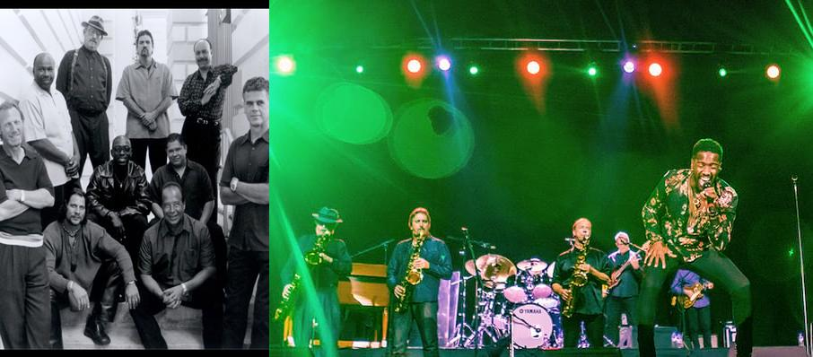 Tower of Power at Fox Theatre Oakland