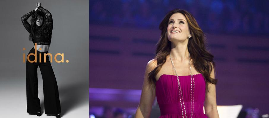 Idina Menzel at The Greek Theatre Berkley