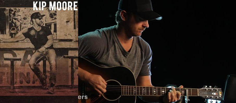 Kip Moore at Ruth Finley Person Theater