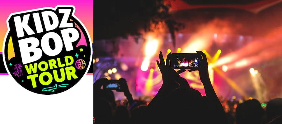 Kidz Bop Kids at Shoreline Amphitheatre