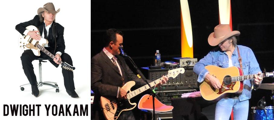 Dwight Yoakam at Ruth Finley Person Theater
