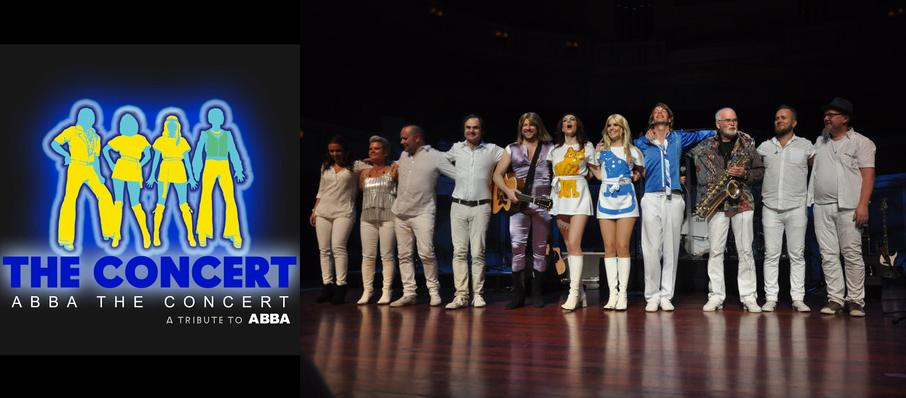 ABBA: The Concert - A Tribute To ABBA at Regency Ballroom