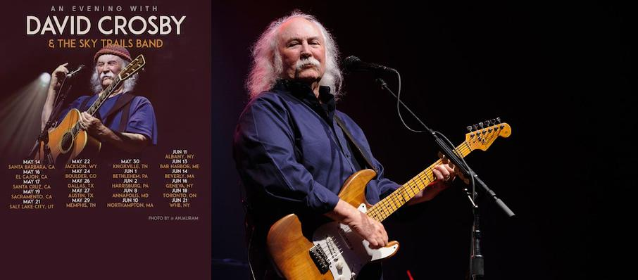 David Crosby at Great American Music Hall
