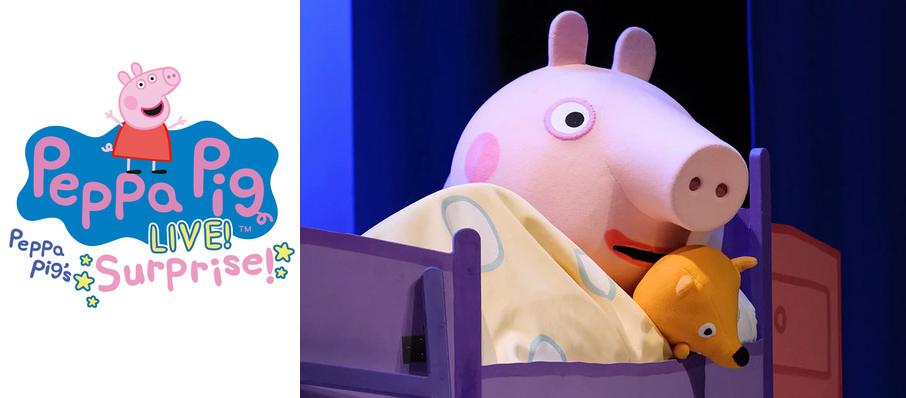 Peppa Pig's Big Splash at Ruth Finley Person Theater