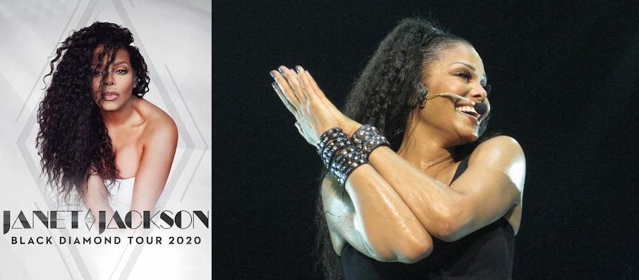 Janet Jackson at Chase Center