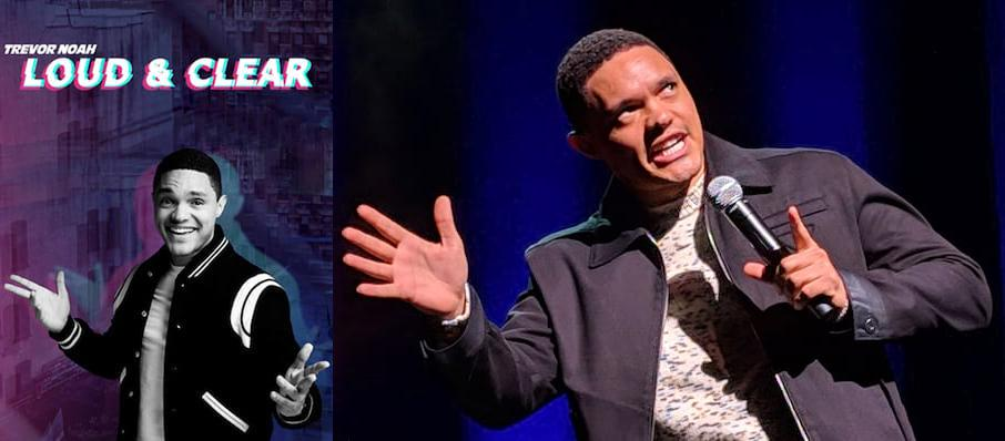 Trevor Noah at Ruth Finley Person Theater