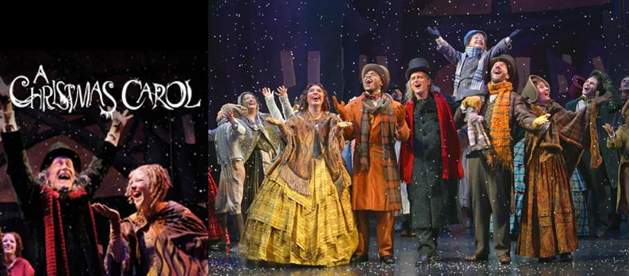 A Christmas Carol at A.C.T Geary Theatre