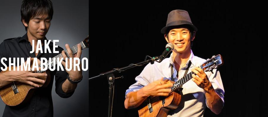 Jake Shimabukuro at Heritage Theater