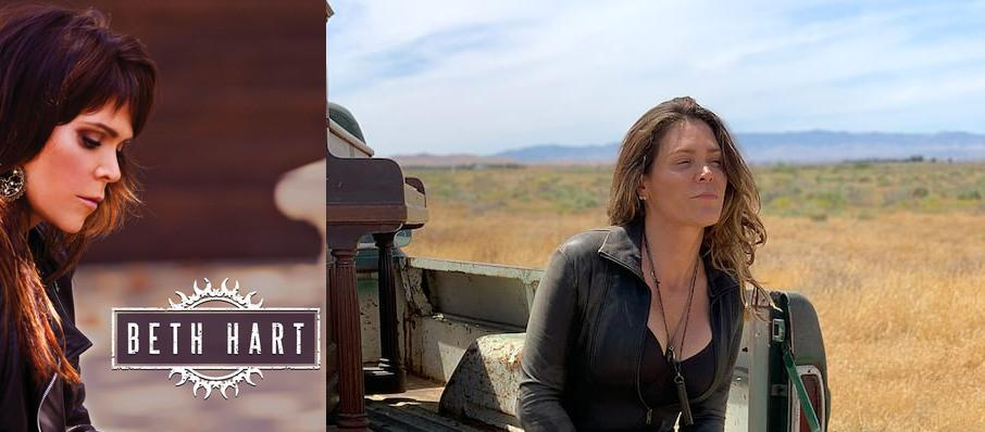 Beth Hart at Palace of Fine Arts