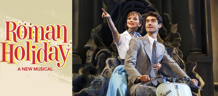 Roman Holiday at Golden Gate Theatre