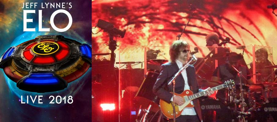 Jeff Lynne's Electric Light Orchestra at Oracle Arena