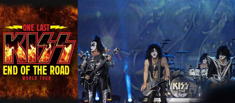 KISS at Oracle Arena