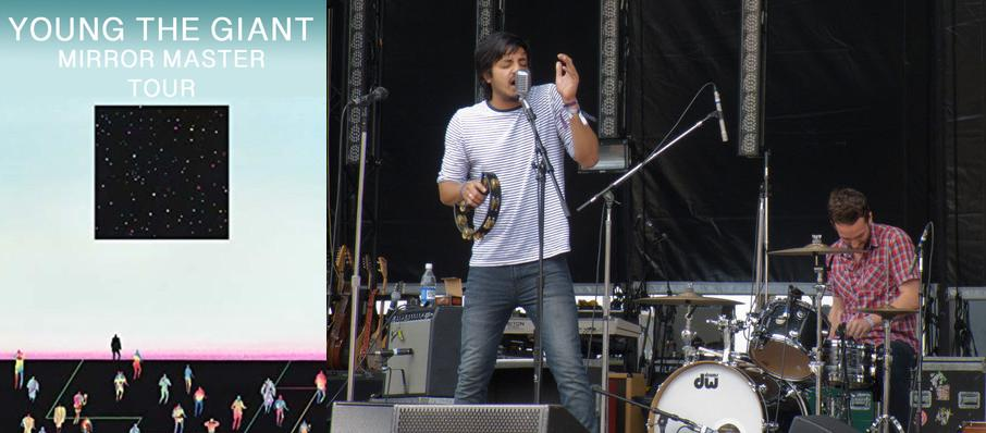 Young The Giant at The Greek Theatre Berkley