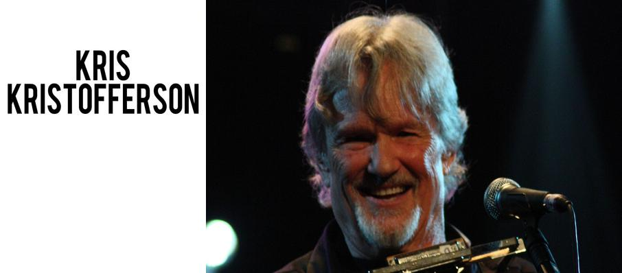 Kris Kristofferson at Ruth Finley Person Theater