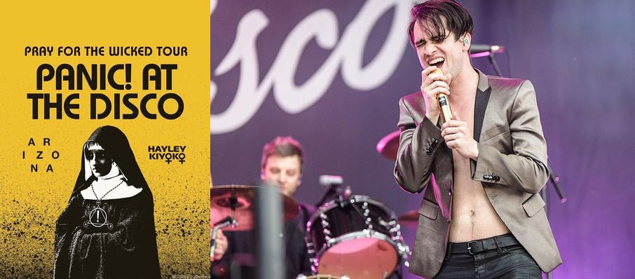 Panic! at the Disco at Oracle Arena