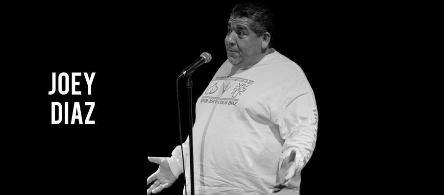 Joey Diaz at Palace of Fine Arts
