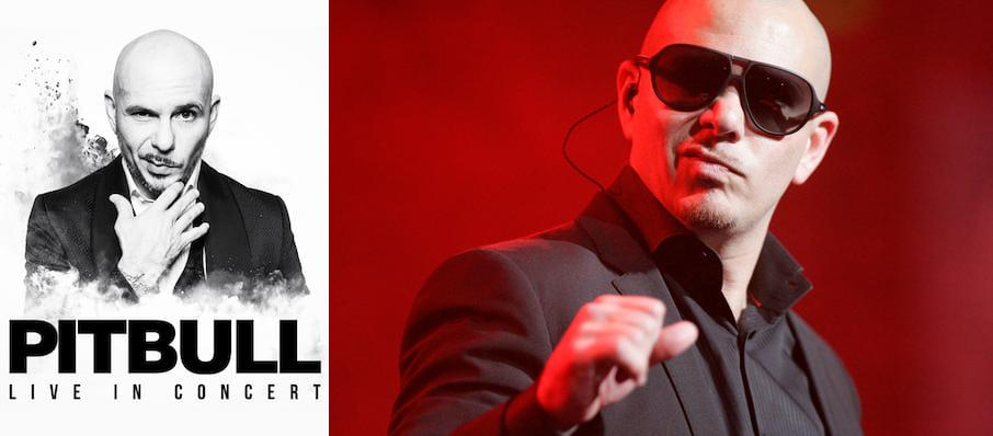 Pitbull at Shoreline Amphitheatre